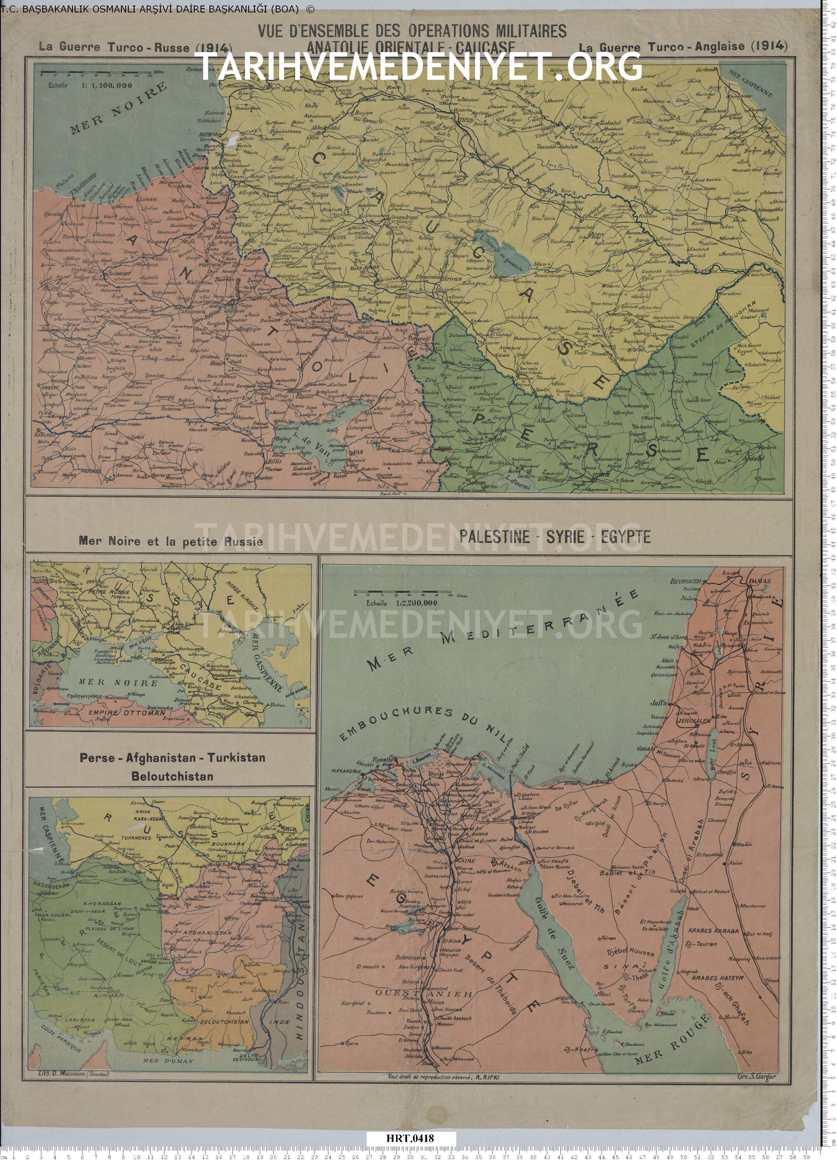 Tarih Ve Medeniyet Osmanlı Arşiv Belgeleri