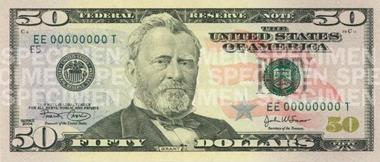 50 dolar grant
