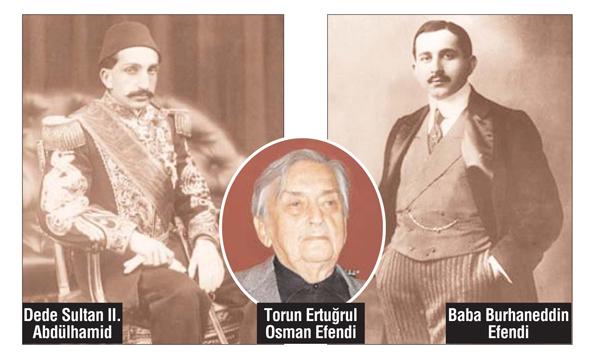 dede baba torun ertugrul osman