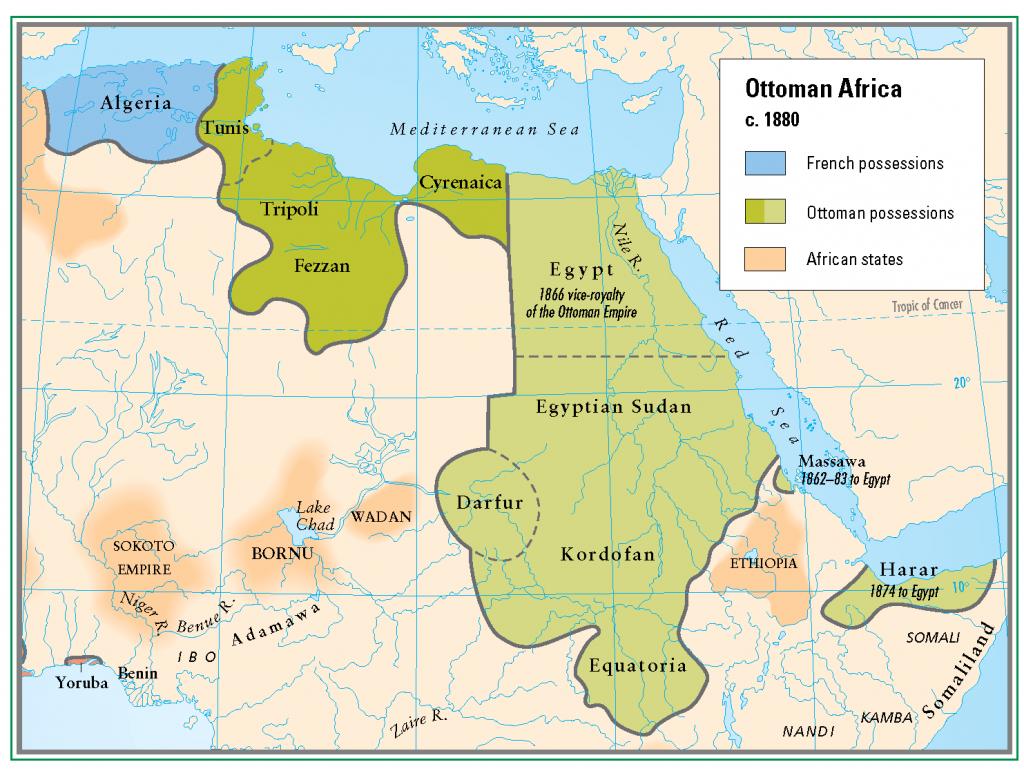 23- 1880 de Osmanli Afrikasi