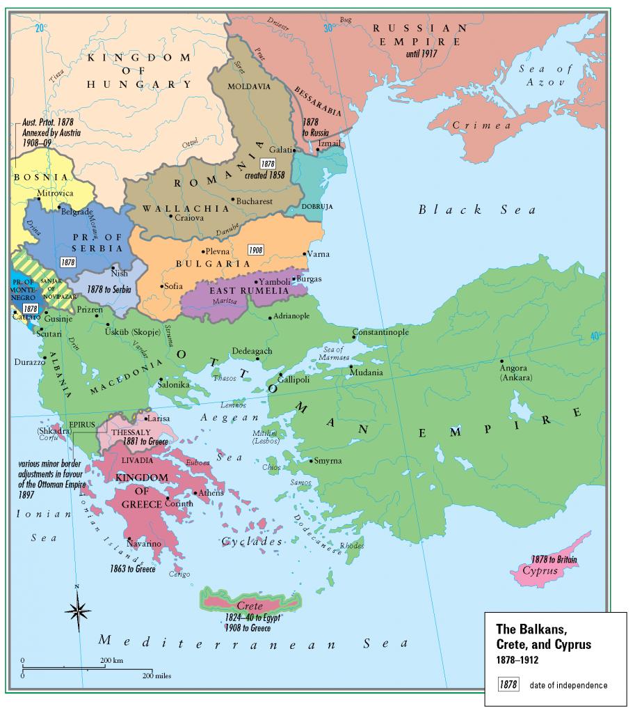 27- 1878 - 1912 Balkanlar Girit ve Kibris