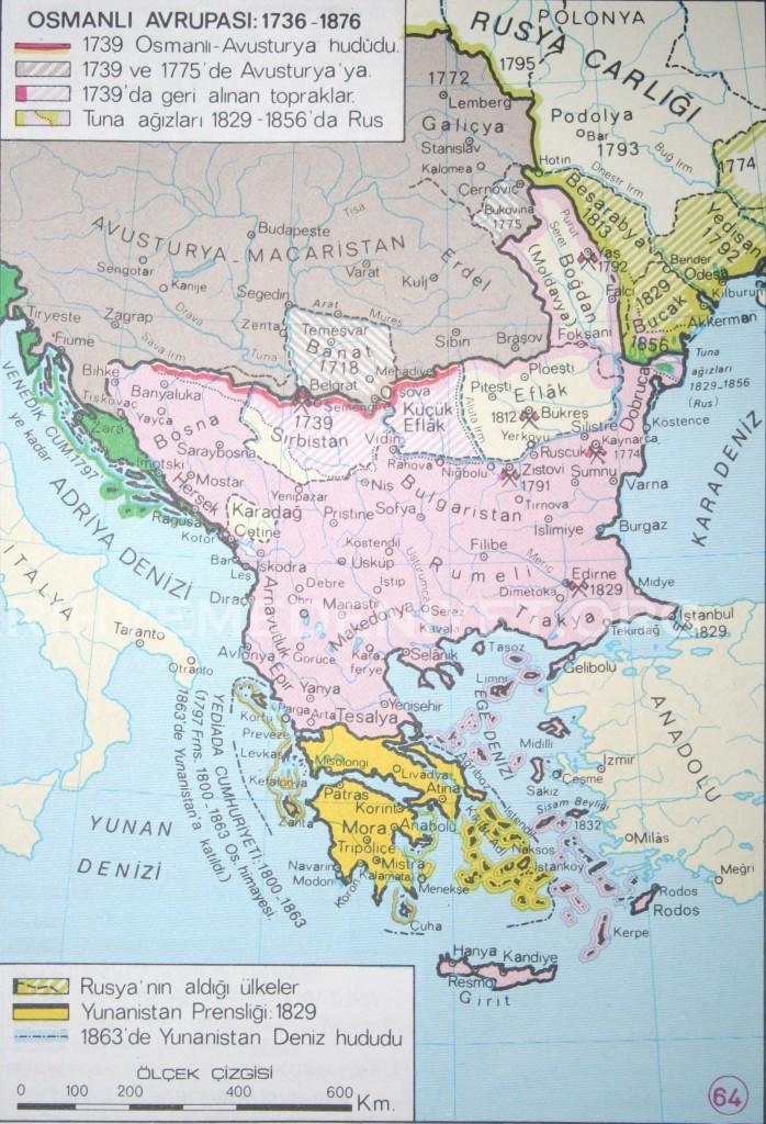 58Harita Osmanli Avrupasi 1736-1876
