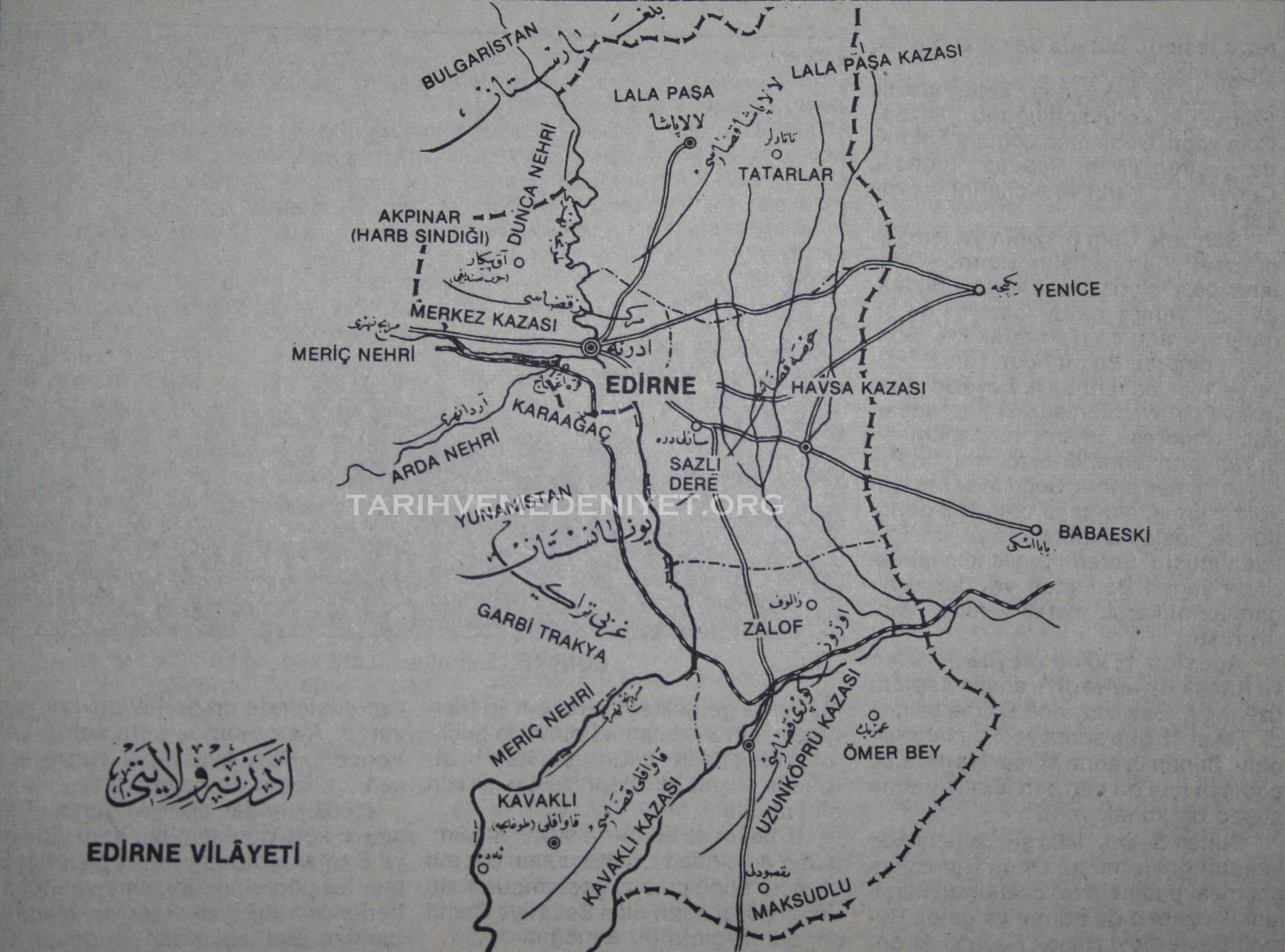 Edirne Vilayeti