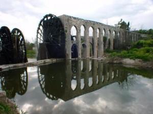 Hama Orontes Nehri Noria