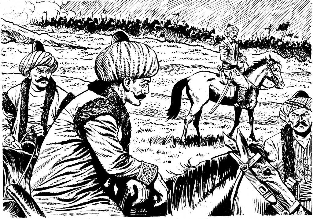 Mogollarla Savasim