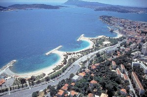 Bugunku Toulon Sehrinden Bir Gorunus