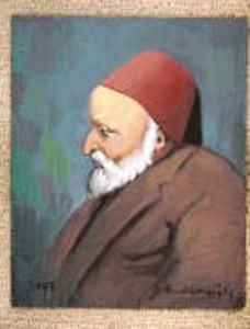 Binlerce el yazması kitabını milletine vakfeden, son devrin entelektüellerinden Seyyid Ali Emiri Efendi