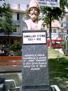 isyanar, Bastiran Murat Pasa nin iktidara Gelmesinde Onemli Bir    Rol Oynayan Buyuk ilim Adami Sunullah Efendi