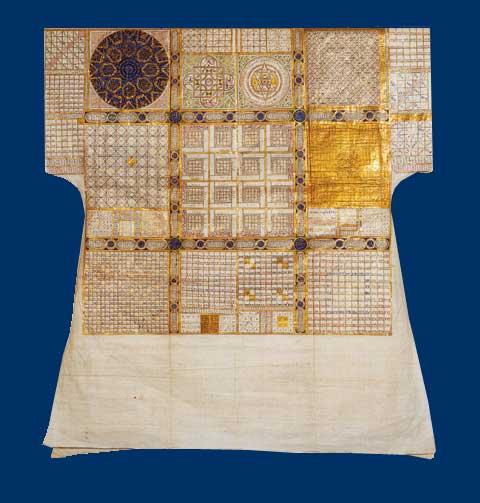 Topkapı Sarayında muhafaza edilen Cem Sultanın elbisesi