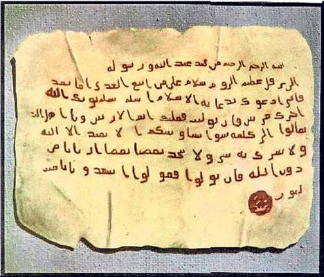 Tarih Ve Medeniyet Bizansa Mektup