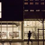Pôle des langues et civilisations - Gece görünümü