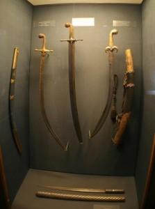 IV. Murad'ın kılıçları