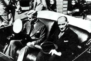 1936'daki Edward Atatürk'ü ziyaret etmişti