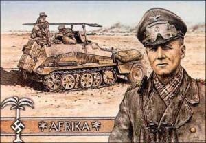 Kuzey Sahra'nın Alman Tilkisi: Erwin Rommel