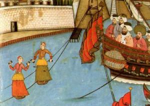 Şenlik Var! III. Ahmed'in Dört Şehzadesinin Sünnet Düğünü (1720)